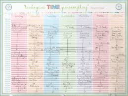 My Weekly Schedule Weekly Schedule Easy Going Organizer