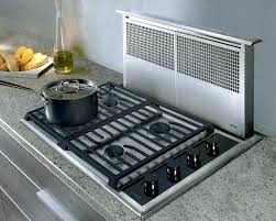 gas cooktop with downdraft.  Downdraft Best Downdraft Cooktop Vent Installation Pop Up  Range Gas  On Gas Cooktop With Downdraft