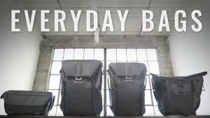Kickstarter Peak Design Bag New Everyday Bags By Peak Design On Kickstarter Cinema5d