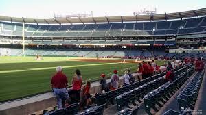 Angel Stadium Section 105 Rateyourseats Com