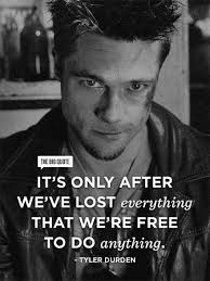 Top Movie Quotes Beauteous Best Fight Club Quotes On QuotesTopics
