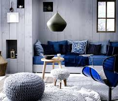 Navy Blue Living Room Decor Luxurious Navy Blue Living Room Artenzo