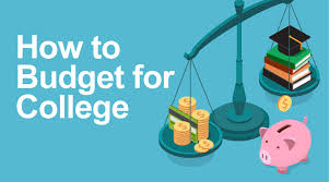 how to budget as a college student college student clipart money collection