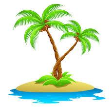 Image result for desert island clipart
