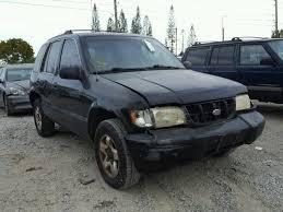 kia sportage 2000 black. Fine Sportage KNDJB723XY5675268  2000 KIA SPORTAGE 20L Left View With Kia Sportage Black