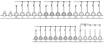 mitsubishi plc wiring diagram wiring diagrams and schematics allen dley plc wiring diagram car