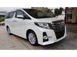 2015 Toyota Alphard for sale in Malaysia for RM245,000 | MyMotor
