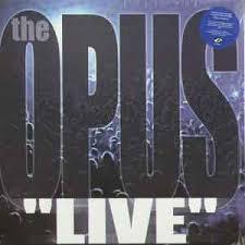 The Opus – Live (2002, Vinyl) - Discogs