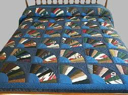 Quilt of mens neck ties. - Quilters Club of America & Here are a couple pictures I found. I'll post the pictures instead of the  links. Adamdwight.com