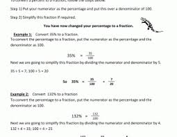Worksheets Percent To Fraction Worksheet Decimal Multiplication With ...