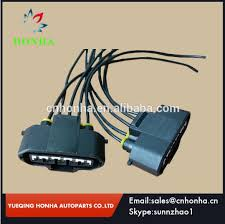 90980 11317 mass air flow maf sensor connector with plug pigtail 2002 lexus es300 radio wiring diagram at Lexus Wiring Harness