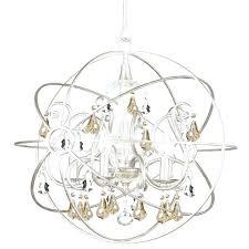 silver orb chandelier orb chandelier eclipse chandelier contemporary