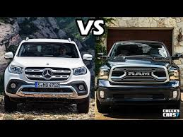 2018 dodge limited. delighful dodge 2018 mercedes xclass vs ram 1500 limited tungsten edition for dodge limited