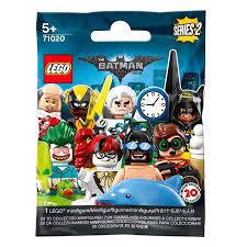 Bộ Lắp Ráp Nhân Vật LEGO Batman LEGO MINIFIGURES 71020 (8 chi tiết)