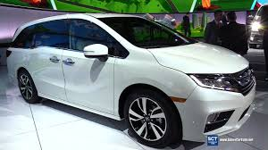 2018 honda usa. interesting honda 2018 honda odyssey elite  exterior and interior walkaround debut at 2017  detroit auto show youtube inside honda usa
