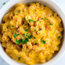 Image result for cashew cheese mac n cheese image