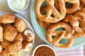Pretzel Charts Thermomix Recipe These Pretzels Are Making Me Thirsty