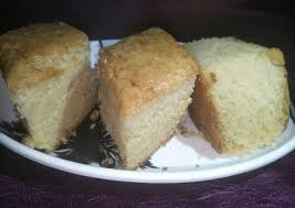 Eggless Vanilla Sponge Cake Without Curd And Condensed Milk Recipe