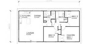 Simple Bedroom House Plans   One Bedroom Home Plans        Simple Bedroom House Plans   Small Bedrooms House Plans