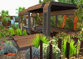 Small Picture Modern Garden Design Rukle New Views Of The Show Australian At