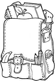 Small Picture To School Coloring Page Clipart Panda Free Clipart Images