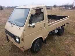 Texas Truck – 1972 Suzuki Carry Pickup | Rusty But Trusty