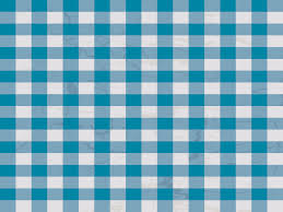 Tablecloth Pattern Magnificent Tablecloth Pattern Powerpoint Templates Blue Pattern White