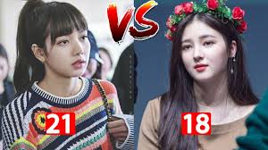 Blackpink Lisa Vs Momoland Nancy Childhood/Transformation From 1 To 21  Years Old - YouTube