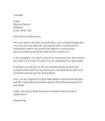 free sponsorship letter template 06