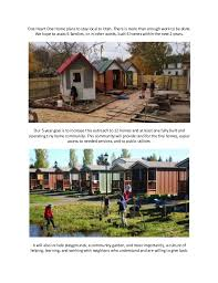 Small Picture Tiny homes4thehomeless 1