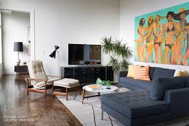 jennifer fisher of j fisher interiors says the most important thing for me is white walls modern design is all about creating visual interest through