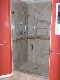 Bathroom:Awesome Open Glass Shower Room For Cool Bathroom Design Ideas  Captivating Shower Stalls Designs