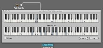 Play Chords With One Finger Using Logic Pros Chord Memorizer