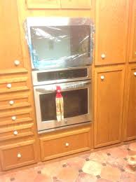 microwave trim kits stainless built in microwaves with trim kit built in microwave with trim kit