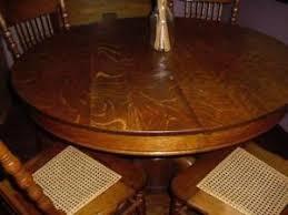 antique oak furniture. Interesting Oak Antique Oak Pedestal Table In Furniture E