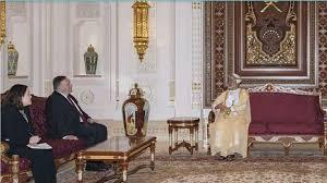 بومبيو يزور سلطنة عمان في ختام جولة شرق أوسطية لتحفيز التقارب العربي  الإسرائيلي