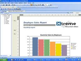 Intelligent Charting Crystal Reports Software Wizard Systems