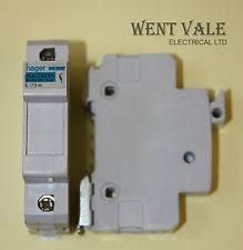 buy hager circuit breakers ebay Fuse Box Diagram hager 115 00 10 x 25 15amp cartridge fuse holder used
