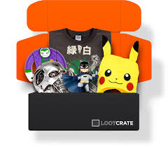 loot crate the perfect gift for gamers geeks as featured on gamer s gift
