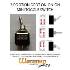 double pole double throw 3 position on on on mini toggle switch double pole double throw 3 position on on on mini toggle switch