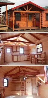 One Room Cabin Kits 68 Best Cabin Ideas Images On Pinterest Small Cabins Small