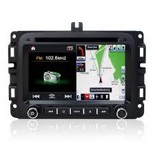 dodge ram touchscreen gps navigation car stereo dodge ram 1500 2500 3500 touchscreen gps navigation car stereo 2013 2016