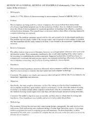 Discreetliasons Com How To Write An Article Critique Example Apa