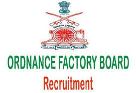 OFB Trade Apprentice Recruitment 2020 Online Form