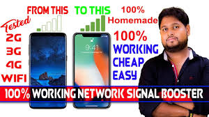 100 working homemade signal booster how to boost wifi mobile 2g 3g 4g signal diy tech geeks