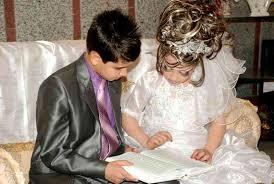 نتیجه تصویری برای ازدواج دختر