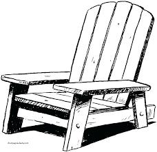 adirondack chair silhouette. Plain Silhouette Adirondack Chair Images Stock Photos U0026 Vectors  Shutterstock Inside Silhouette I