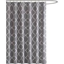 black and gray shower curtain. somerset shower curtain black and gray -
