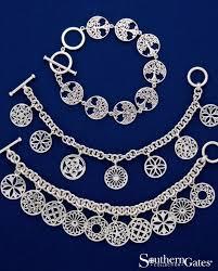 southern gates jewelry sterling silver bracelets inspired by the charm of charleston sc southerngates bracelets armcandy b208 b119 b144