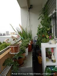 Balcony Kitchen Garden Apartment Garden Life Container Herb Garden Easy